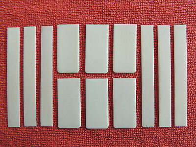 12 Vintage / Antique Piano Key Tops Great Condition Lot 4