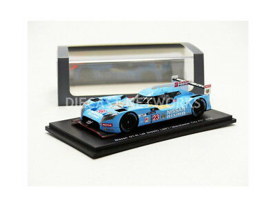 Spark - 1/43 - Nissan Gt-R Lm Nismo Lmp1 - Manchester City 2015 - S4561