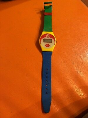 Rare Vintage 90s Dairy Queen Watch