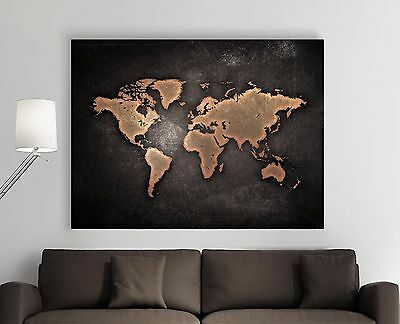 bilder wandbild keilrahmen leinwand hirsch geweih tiere 46 x 61 cm eur 17 00. Black Bedroom Furniture Sets. Home Design Ideas