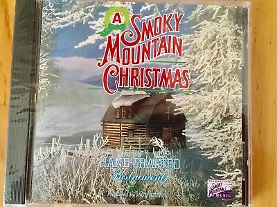 A Smoky Mountain Christmas! New - Shrink Wrapped. Features Handmade Instruments!