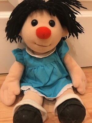 The Big Comfy Couch Molly Plush Doll 18""