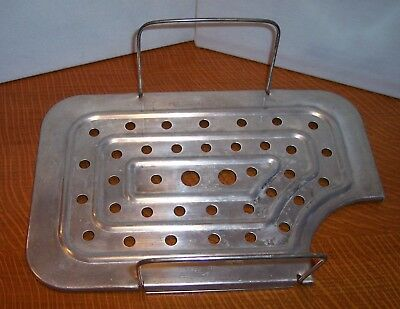 Vintage WEAR EVER Wearever # 2626 Aluminum Roaster ~ Roasting Tray Only
