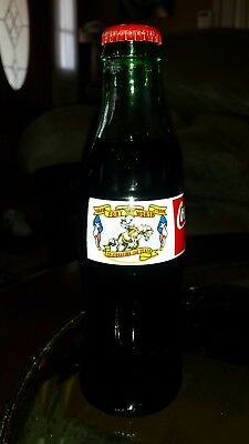 1849-1999 Forth Worth Texas Coke bottle 8oz Never Opened