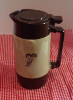 Early Frisches Big Boy thermal Coffee Serving Pot 1960's
