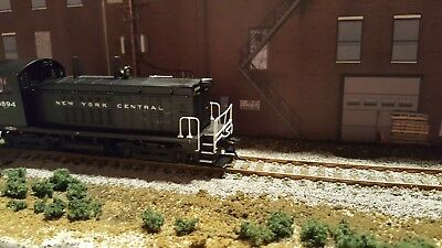 NYC SW7 New York Central with DCC and Sound