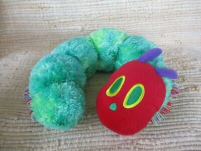 Eric Carle Very Hungry Caterpillar Baby Neck Support Car Seat Pillow