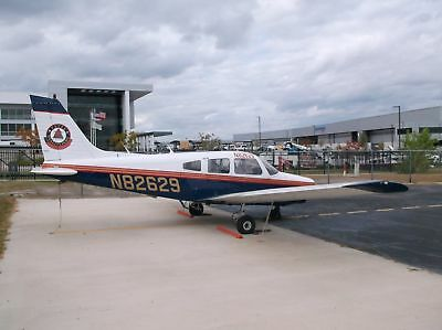 1982 Piper PA-28-161 Warrior! ALMOST NO AIRFRAME DAMAGE! PRICE WILL NOT DROP!!!!