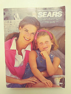 1993 Sears Spring And Summer Catalog