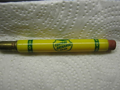 Vintage Collectible BULLET PENCIL ADVERTISING FARMERS UNION ST. PAUL MN