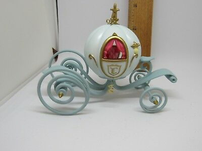 Hallmark Ornament 1998 Disney Cinderella's Coach NO BOX