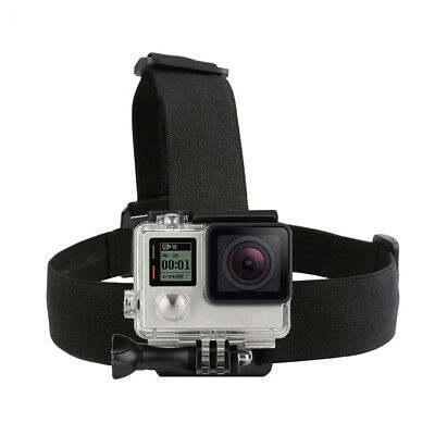 Elastic Harness Head Strap For GoPro Hero 5 3 4 Session SJCAM SJ4000 SJ5000