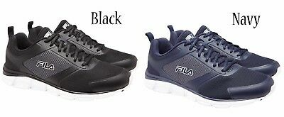 FILA MENS MEMORY STEEL SPRINT ATHLETIC SHOES. Pick size