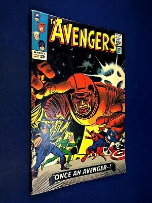 Avengers #23 (1965 Marvel) Kang appearance Silver Age NO RESERVE