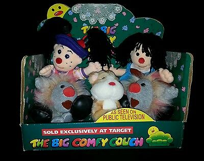 Big Comfy Couch Doll Set Target Exclusive Rare