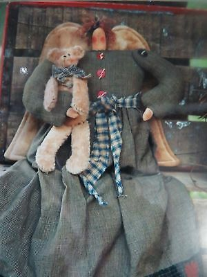 ** MEG **   Cloth Doll Pattern..by You Are Special
