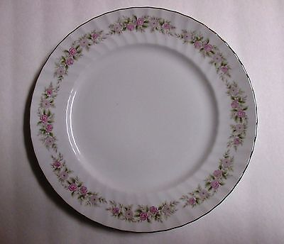 "One Dansico Teahouse Rose 10 1/4"" Dinner Plate Fine China of Japan 5 Available"