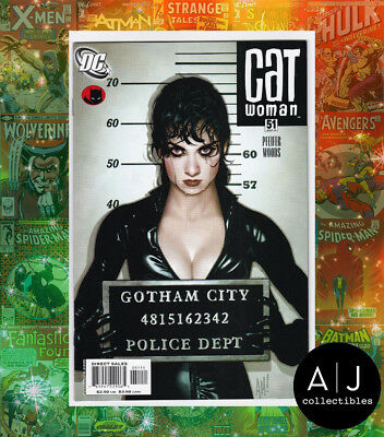 Catwoman #51 (I DC M) NM! HIGH RES SCANS!