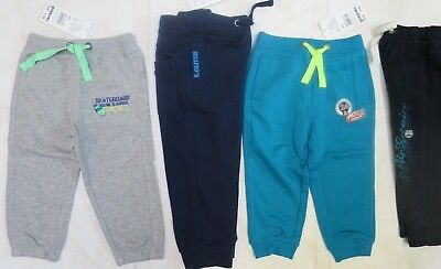 Boys jogger bottoms S.Oliver baby 18 months 2 3 4 5 6 7 8 years RRP £13+ navy