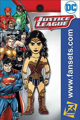 Wonder Woman Pin FanSets DC Comics Dawn of Justice Movie