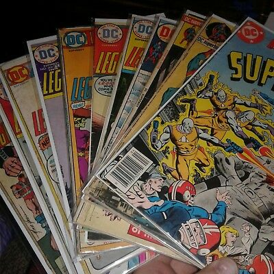 Adventure Comics 456, Superboy 176, 186, 194, 200, 201, 205, 206, 208, 209, 221