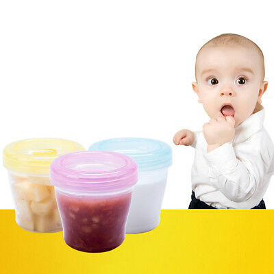 150ML Candy Cup Antispill Snacks Boxes Baby Food Storage Bowl Feeding Container