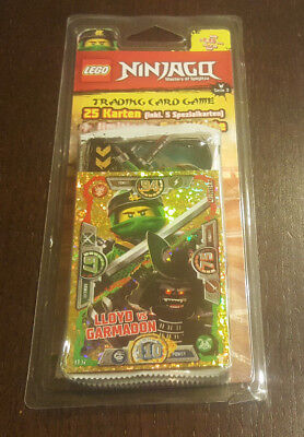Lego® Ninjago™ Serie 3 Trading Cards Limited Edition Blister mit LE 12