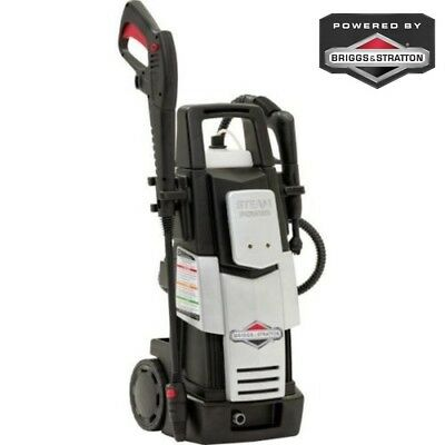 Briggs & Stratton electric pressure washer steam cleaner 140 bar sprint 2000E