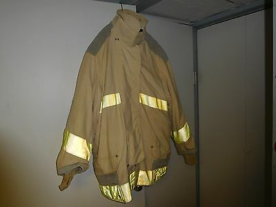 Fire Chief Janesville Bunker/Turnout Coat-Must See!