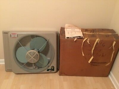 Vintage Antique Dyna Aire Westinghouse Motor Fan With Box New Old Stock
