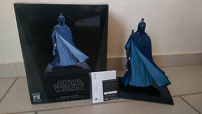 Star Wars Gentle Giant Senate Guard Limited Statue 12 Inch Rare Nr 704