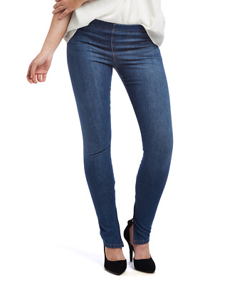 4d170e3bc950e JOE'S JEANS Legging Ankle Zipper Stretch Skinny Jeans Jeggings Pants Blue  $92