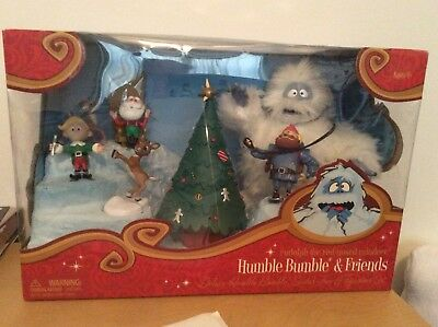 Rudolph The Red-nose Reindeer Humble Bumble And Friends
