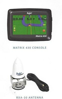 Teejet Matrix 430 GPS Graphical Guidance System
