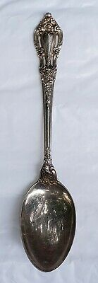 """ESTATE STERLING 1953 LUNT ELOQUENCE TEASPOON LOT of 2-925-NO MONOGRAMS-6 1/8"""""""