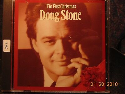 The First Christmas by Doug Stone (CD, Apr-1992, Epic)