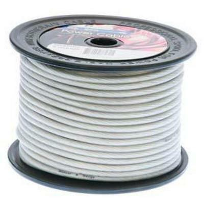 Aerpro Maxcor 8Awg 50M Cable Clear MX850C Free Shipping!