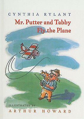 Mr. Putter & Tabby Fly the Plane by Cynthia Rylant (English) Prebound Book Free