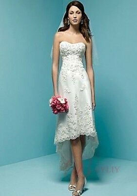 Alfred Angelo Wedding Gown size M (8-10) NWOT Style 1142