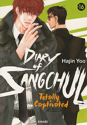 DIARY OF SANGCHUL Hajin Yoo Ya Oi ONE SHOT yaoi en français Totally Captivated