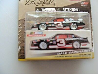 #3 DALE EARNHARDT - CHEVROLET - BACK in the DAY - NASCAR ICONS - 1:64 CAR w/BOX