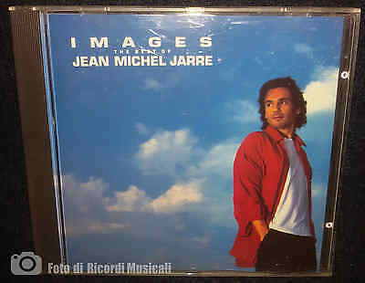 JEAN MICHEL JARRE - IMAGES The Best of	1991	CD