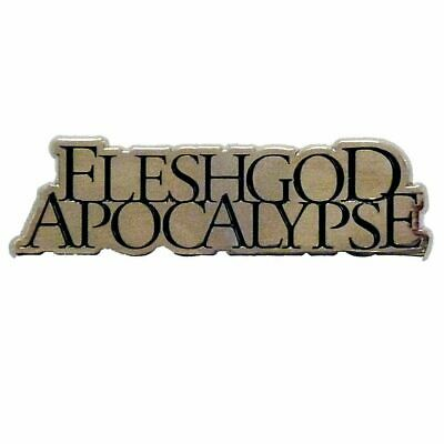 Fleshgod Apocalypse Logo Pin Button Badge Official Death Metal Band Merch New