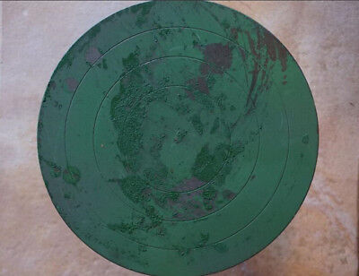 20cm Banding Wheel Turntable Pottery Clay Modelling Turntable paint ripped off