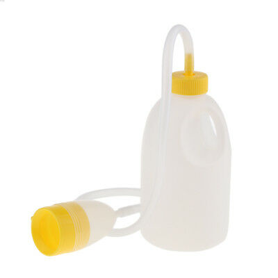Reusable Portable Male Pee Urinal Bottle Night Drainage Container 1700ml