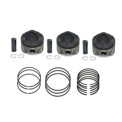 Kolben Set STD Kolbensatz Ford 1.0 EcoBoost M1DA M2DA  C-Max Focus Piston Kit