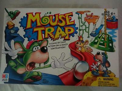 Mouse Trap Board Game. Complete Set. Used