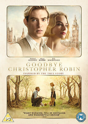Goodbye Christopher Robin [2017] (DVD)