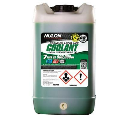 Nulon Long Life Concentrated Coolant 20L LL20 Free Shipping!