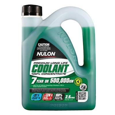 Nulon Long Life Concentrated Coolant 2.5L LL2.5 Free Shipping!